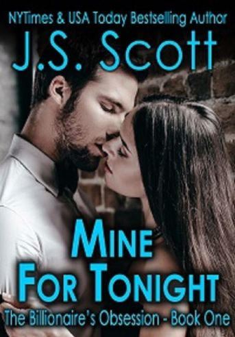 MINE FOR TONIGHT COVER