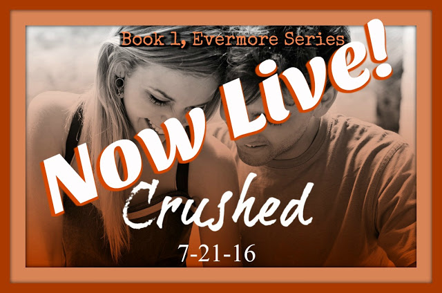 NOW LIVE, crushed