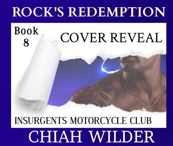 Cover Reveal Rocks Redemption Insurgents Motorcycle Club Book 8
