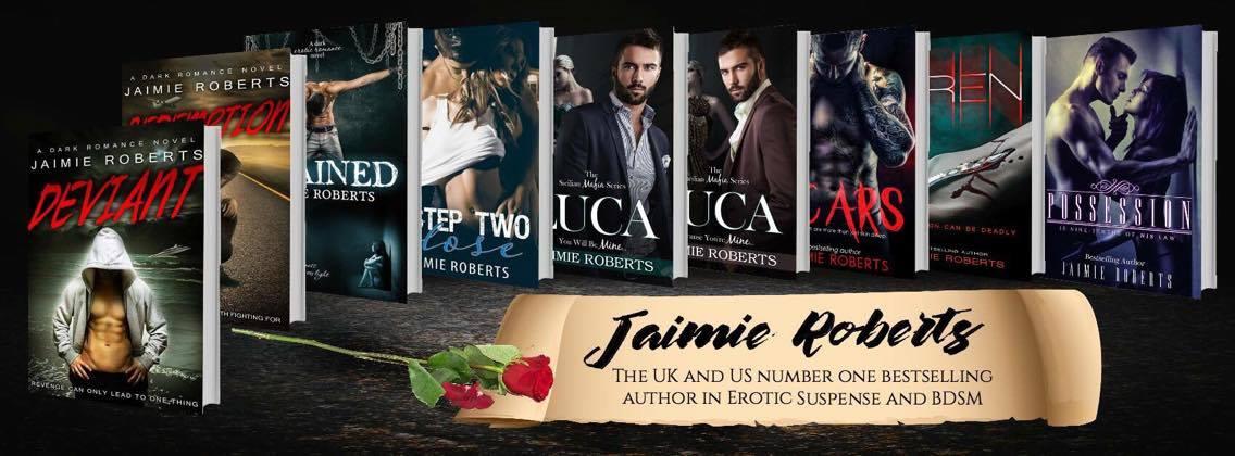 jaimie book banner