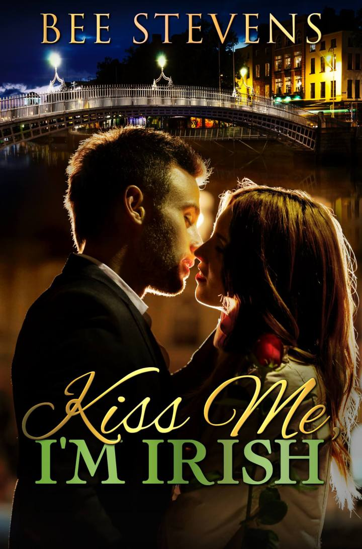 kiss me I'm Irish cover