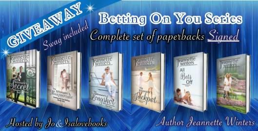 6 paperback signed giveaway compressed