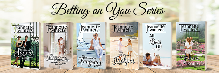 betting on you series banner