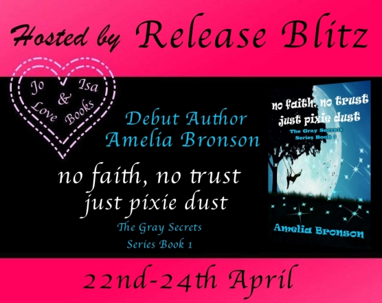 hosting AMELIA BRONSON