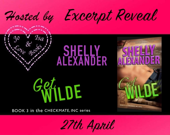 hosting excerpt reveal, GET WILDE