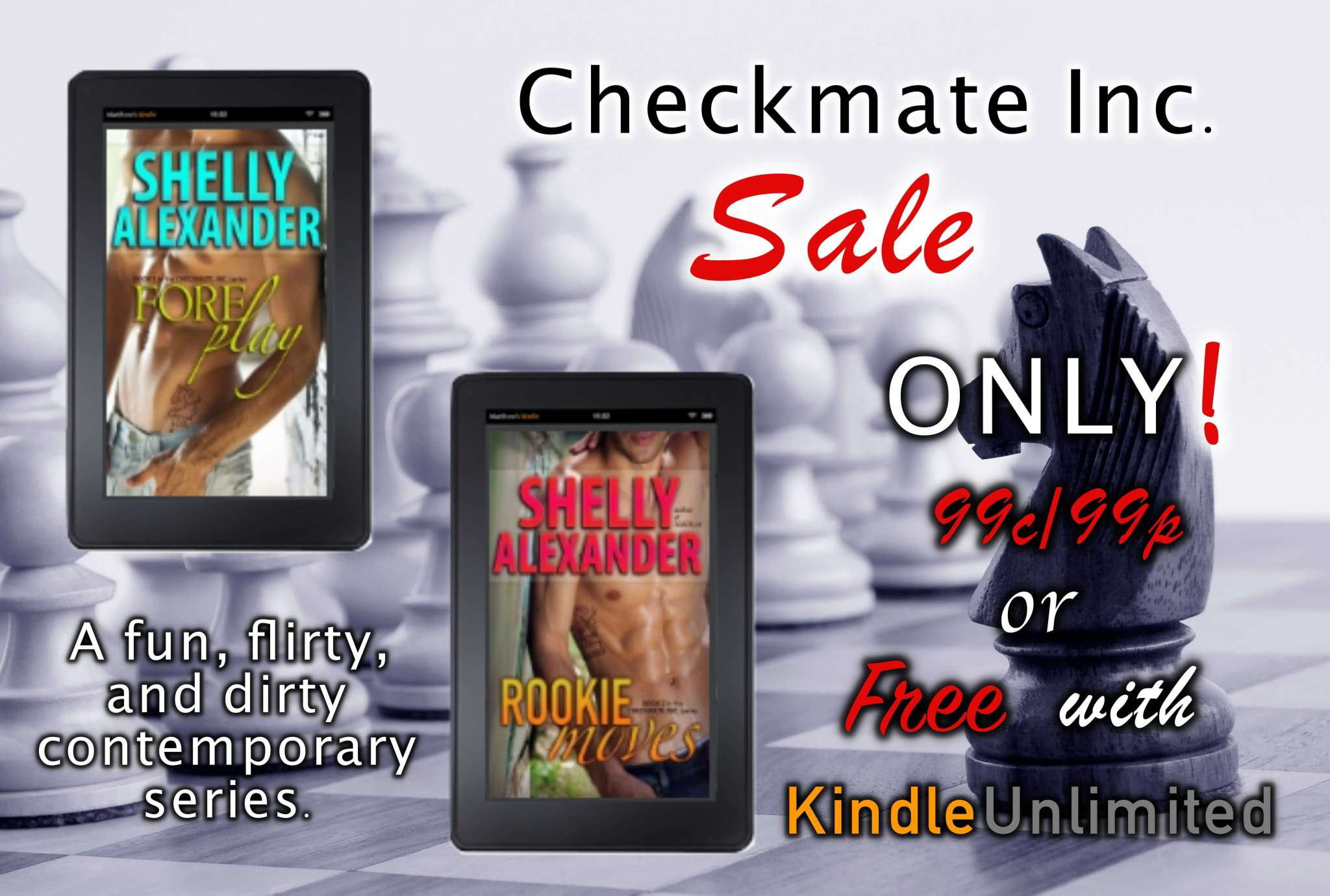 Checkmate sale 99c-99p compressed