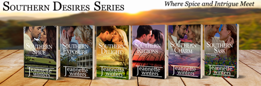 southern desire series banner