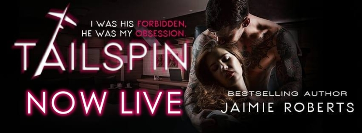 tailspin NOW LIVE