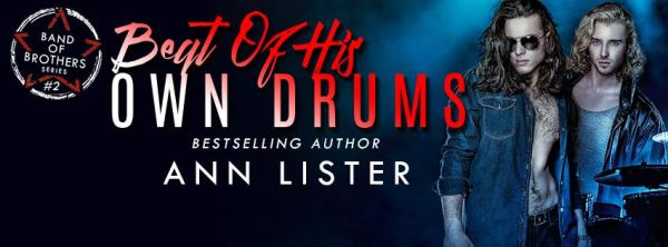 BEAT OF HIS OWN DRUMS BANNER