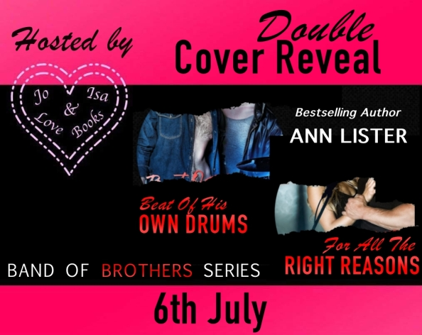 hosting DOUBLE COVER REVEAL