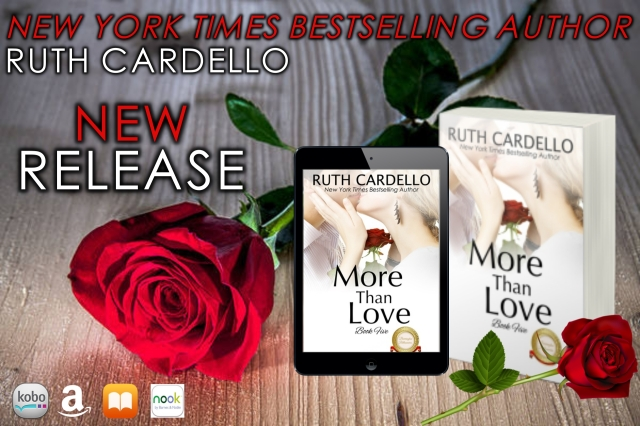 MORE THAN LOVE NEW RELEASE