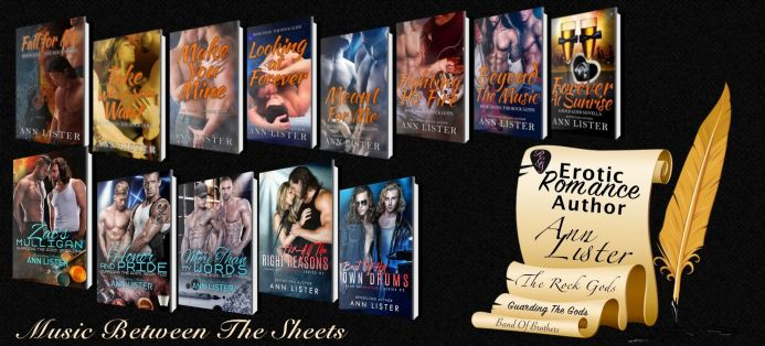 Music between the sheets BANNER