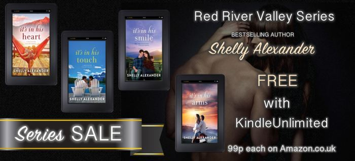 RED RIVER series sale BANNER