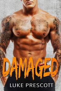 DAMAGED COVER