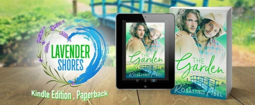 The Garden kindle, paperback banner