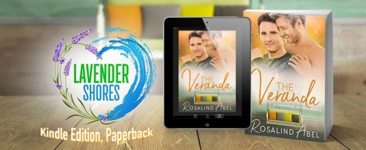 the veranda kindle, Paperback banner