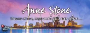 anne stone author banner