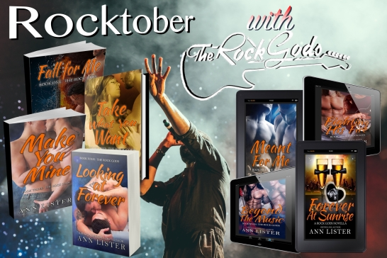 ROCKTOBER WITH TRG