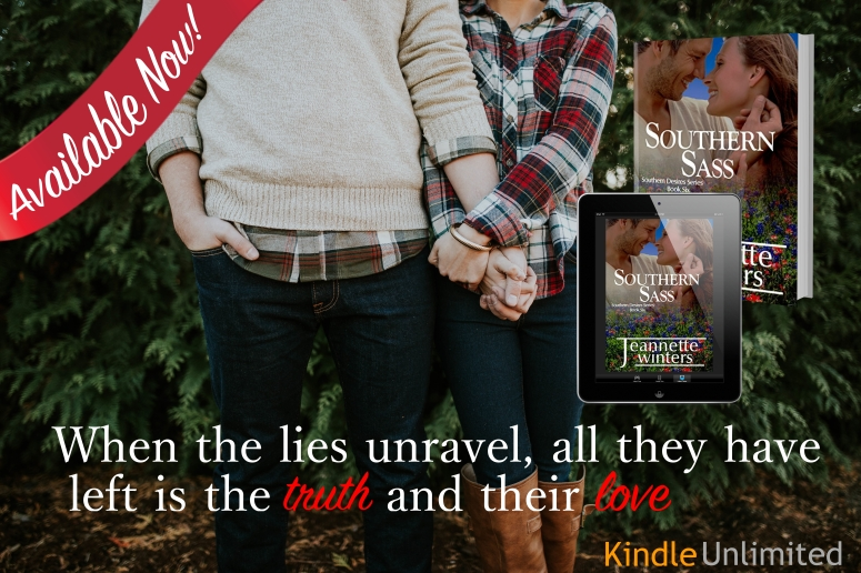 southern sass NOW AVAILABLE