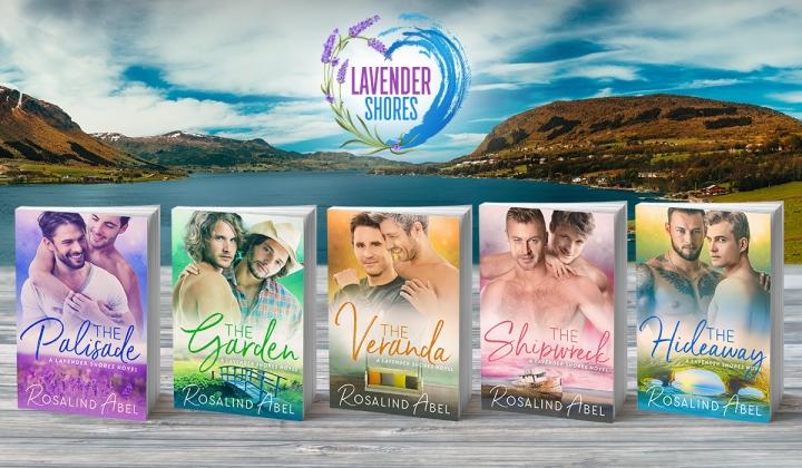 lavender series 1-5