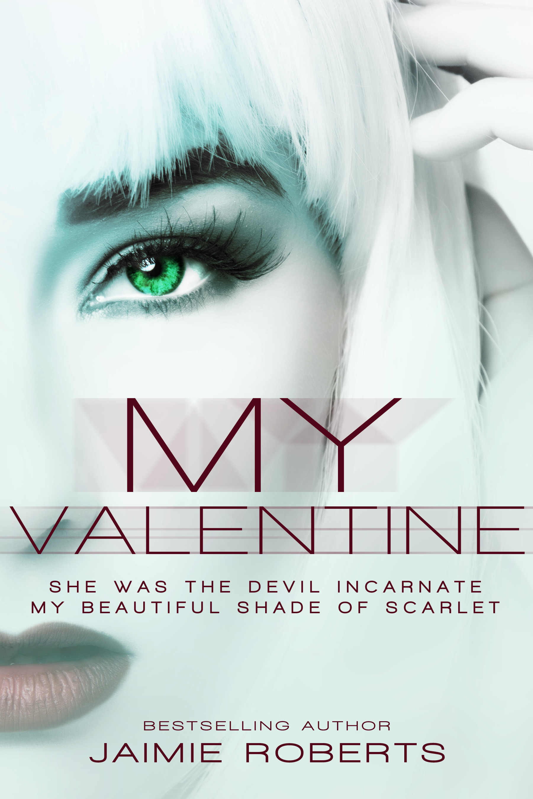 My Valentine E-Book Cover