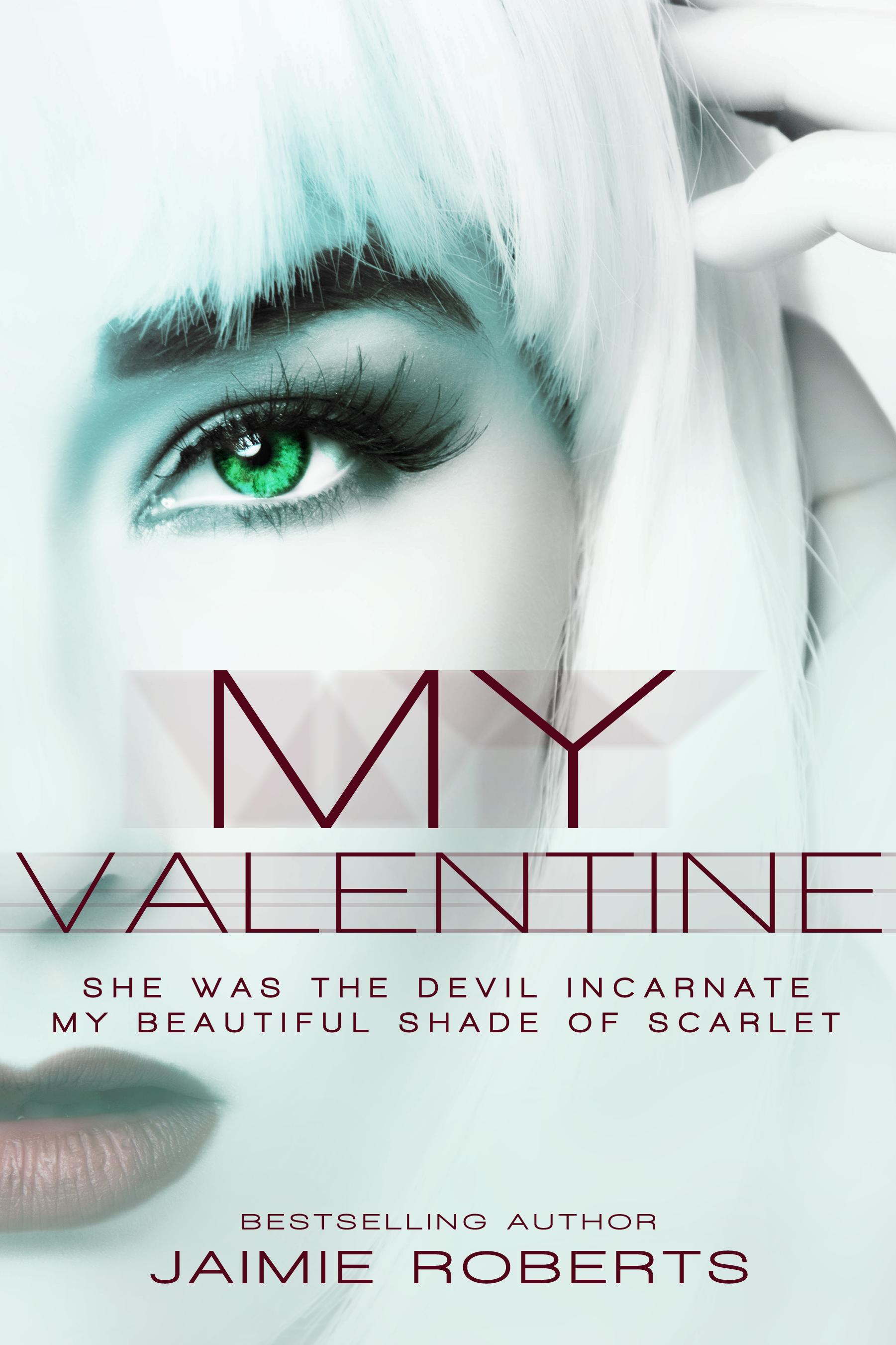 My Valentine E-Book Cover