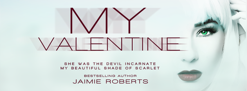 My Valentine Facebook Cover Art