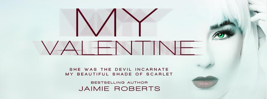 My Valentine Facebook Cover Art