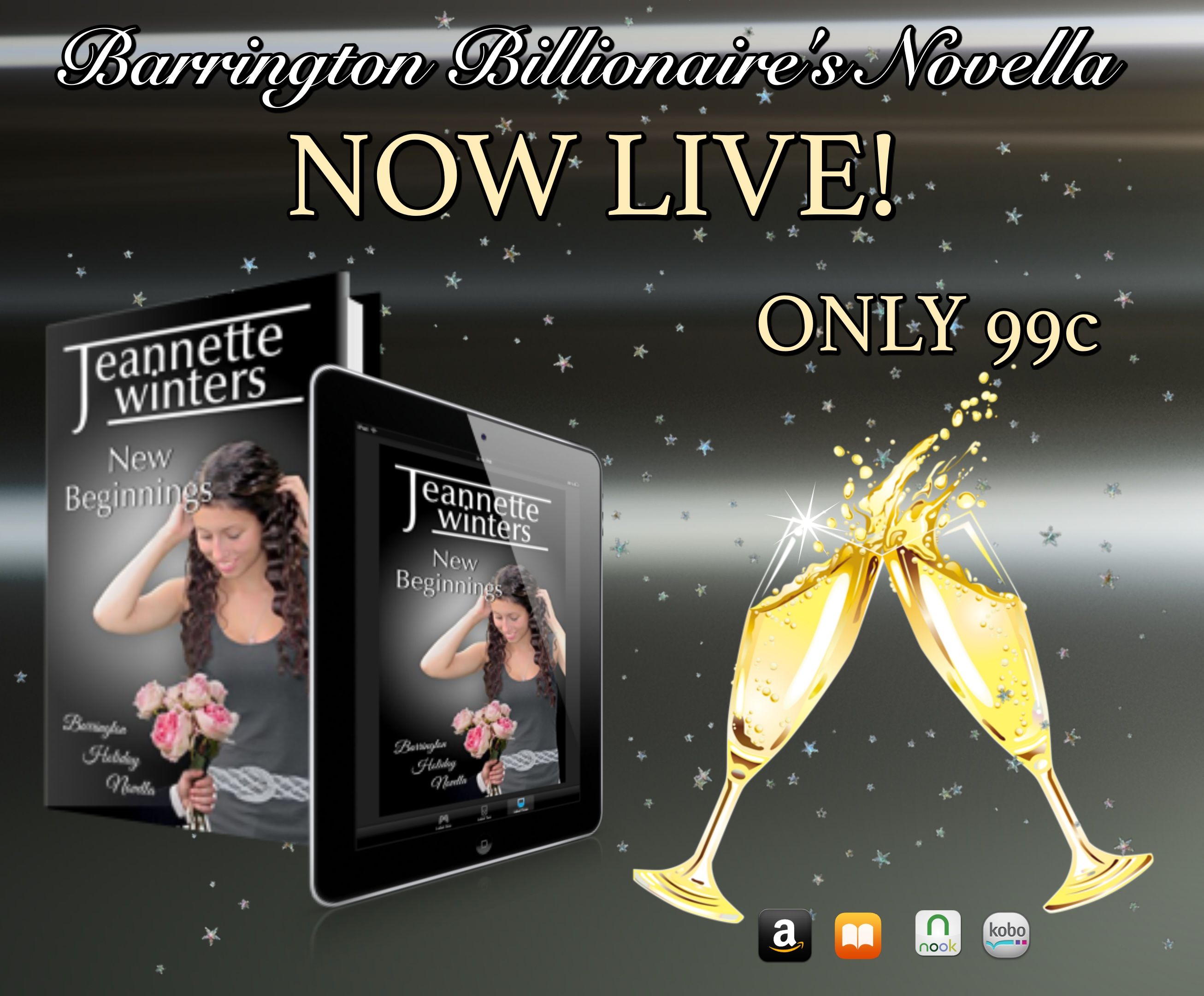 NEW BEGINNINGS 99C PROMO
