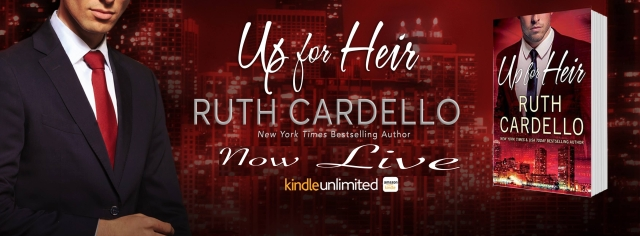 UP FOR HEIR now live