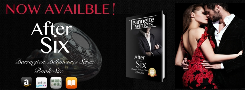 AFTER SIX now available !