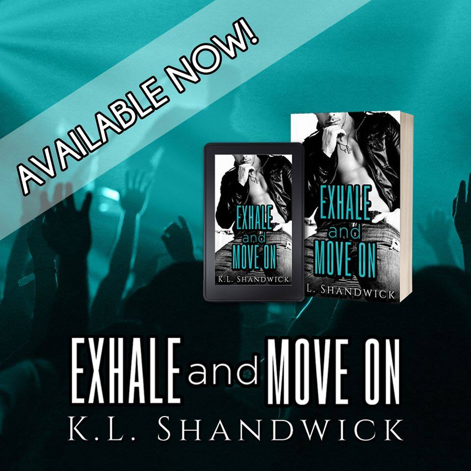 EXHALE and Move On NOW AVAILABLE