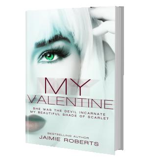 MY VALENTINE BOOK COVER