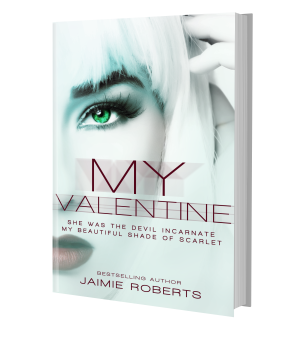 MY VALENTINE BOOK COVER