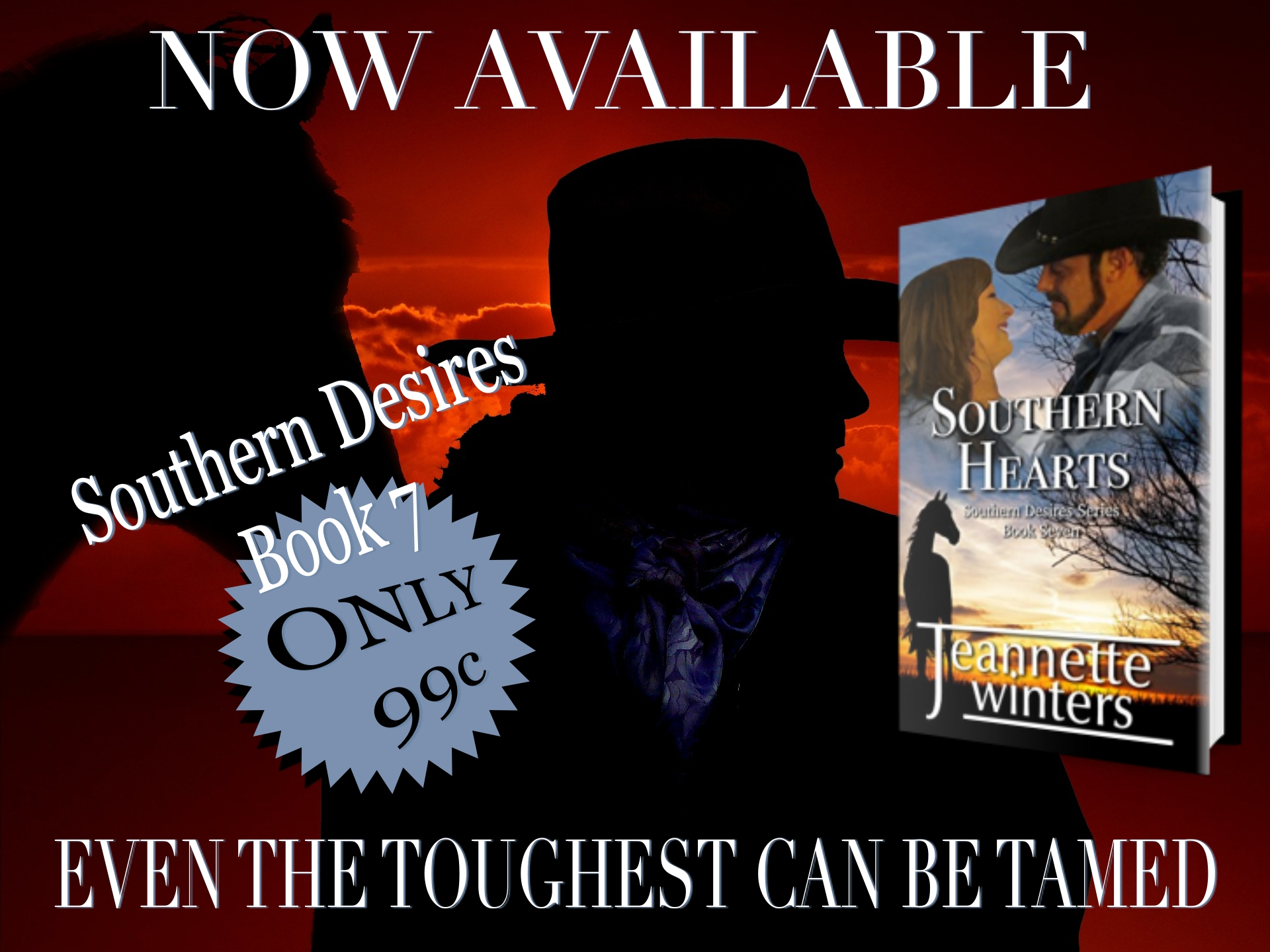SOUTHERN HEARTS NOW AVAILABLE