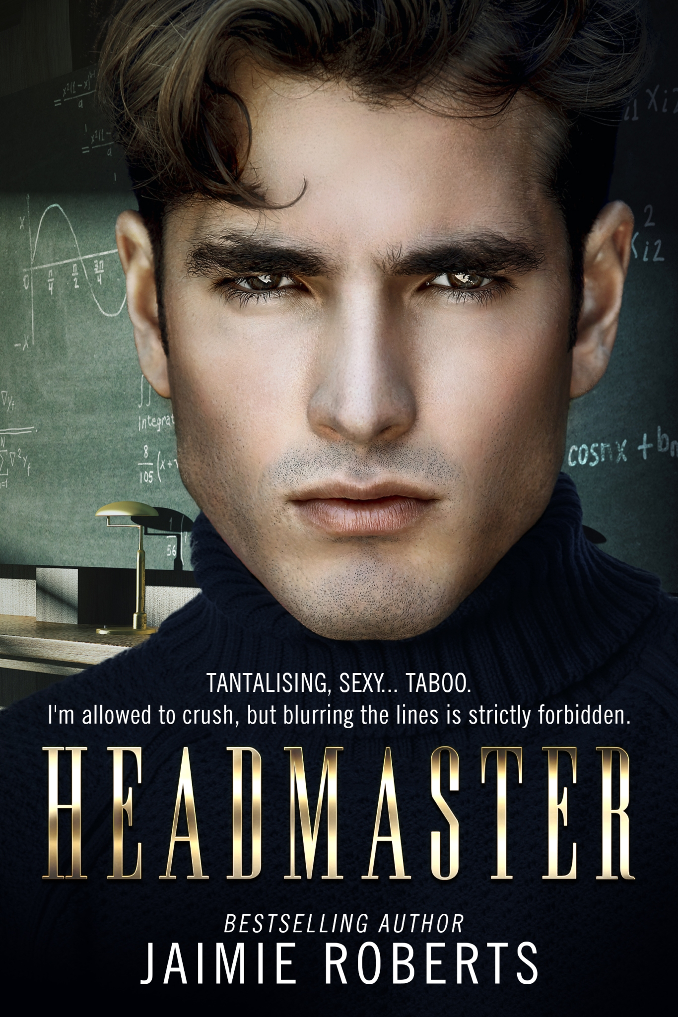 Headmaster E-Book Cover