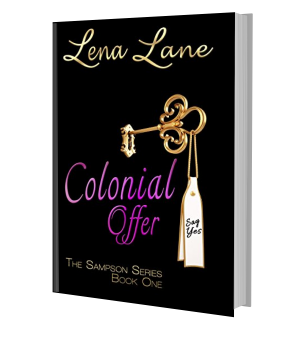 COLONIAL OFFER PAPERBACK