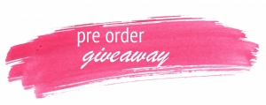 cover reveal pink brush giveaway