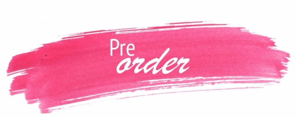 cover reveal pink brush PRE ORDER