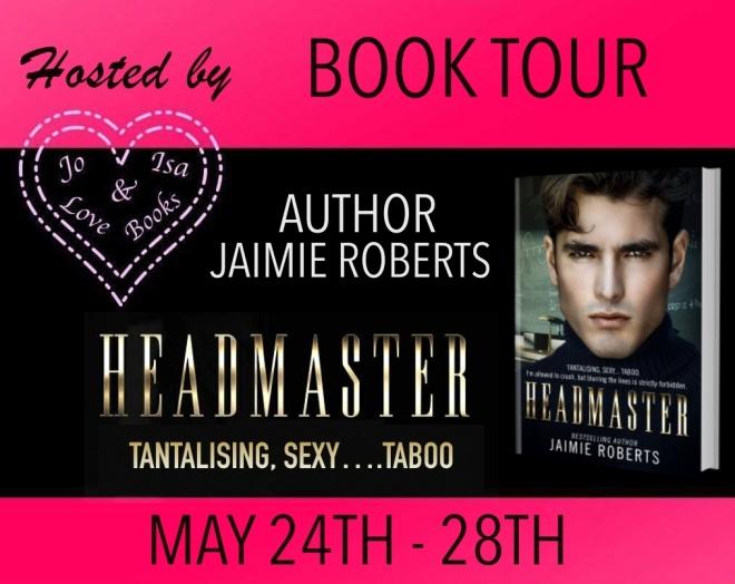 hosting HEADMASTER BOOK TOUR 1