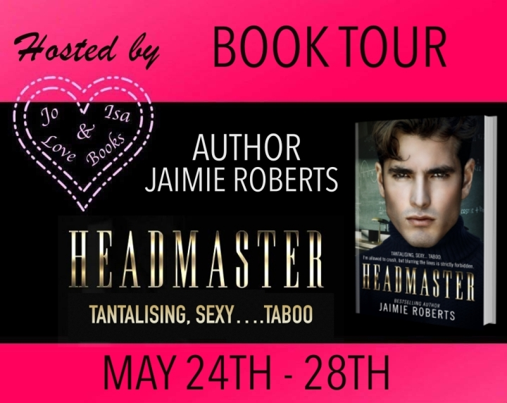 hosting HEADMASTER BOOK TOUR 1