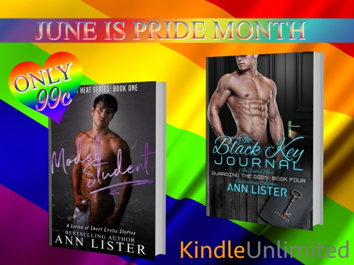 JUNE PRIDE MONTH
