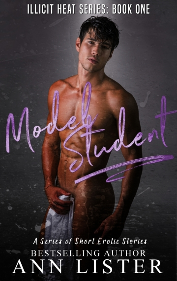 MODEL STUDENT COVER