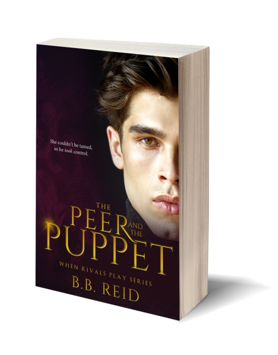 the peer and the puppet paperback