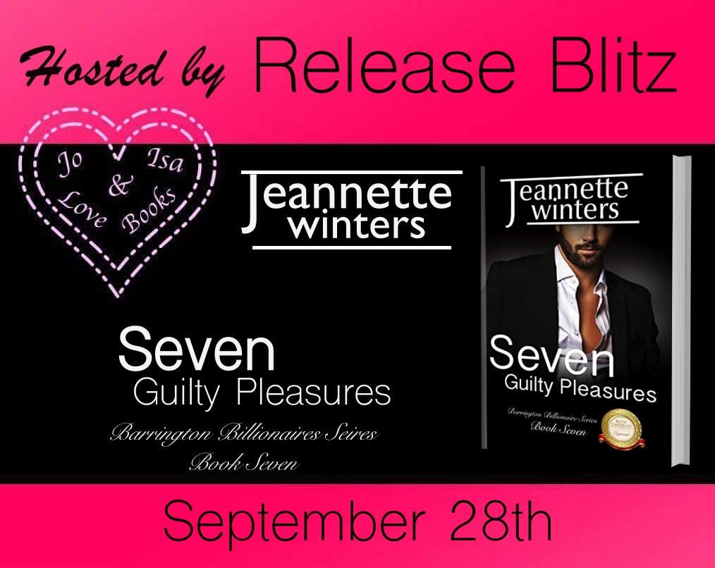hosting Seven Guilty Pleasures
