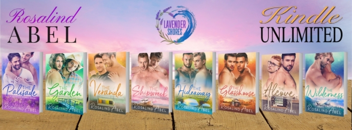 LAVENDER SHORES FB COVER