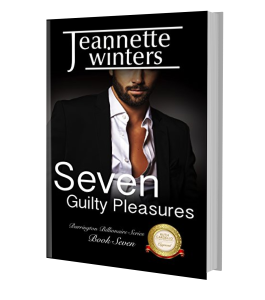 seven guilty pleasures paperback