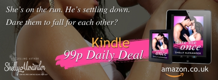 DARE ME ONCE KINDLE DEAL