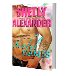 SINFUL GAMES PAPERBACK