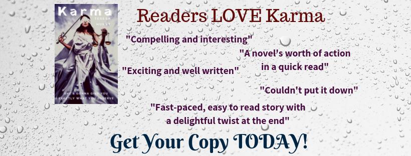 Copy of Readers LOVE Karma